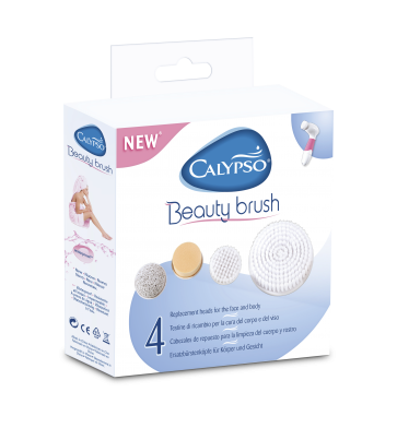Beauty Brush Ricambi