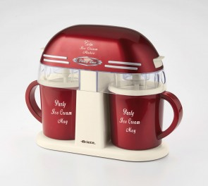 Ariete Twin Ice Cream Maker Party Time